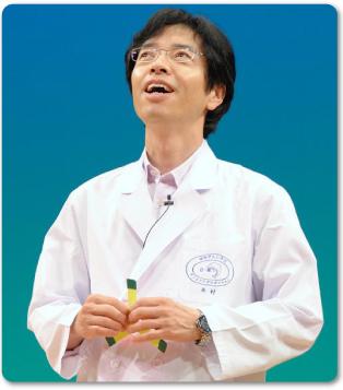 代表取締役米村傳次郎画像